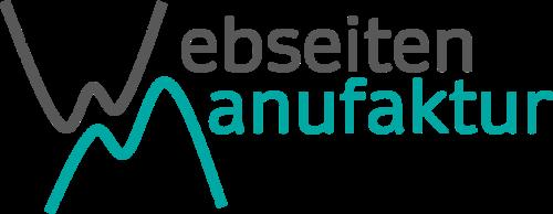 Logo Webseiten Manufaktur - Webdesign aus der Schweiz