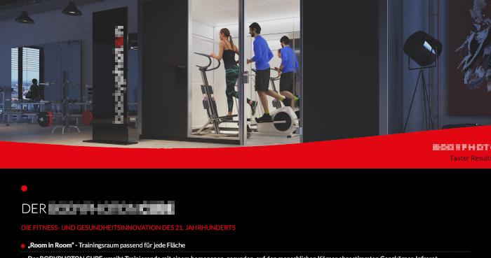 Ihre Seite im Sportbereich- Webseiten Manufaktur Deutscher: Webdesign aus der Schweiz